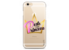 Coque iPhone 6/6S Peste mais Princesse