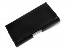 Etui Ceinture iPhone 6/6S Leather Clip (Universel)