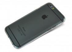 Coque iPhone 6 Plus Regular Flex-Noir