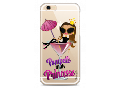 Coque iPhone 6/6S Pompette mais Princesse