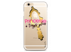 Coque iPhone 6/6S Princesse à temps plein