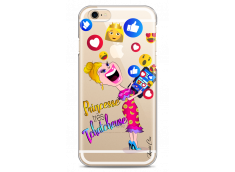 Coque iPhone 6Plus/6SPlus Princesse très Tchatcheuse