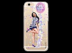 Coque iPhone 6Plus/6SPlus Purple Party