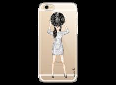 Coque iPhone 6Plus/6SPlus Silver Party