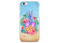 Coque iPhone 6/6S Summer watercolor ananas