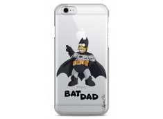 Coque iPhone 6Plus/6SPlus Super Bat Dad Simpson cartoon design