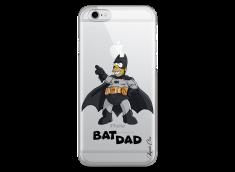 Coque iPhone 6Plus/6SPlus Super Bat Dad Simpson cartoon design