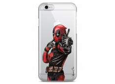 Coque iPhone 6Plus/6SPlus Deadpool 2 Watercolor design