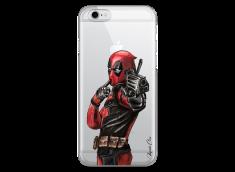 Coque iPhone 6Plus/6SPlus Deadpool 2 Watercolor design