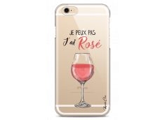 Coque iPhone 6/6S J'ai rosé