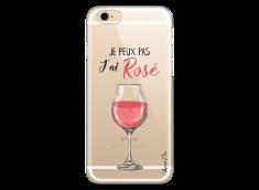 Coque iPhone 6Plus/6SPlus J'ai rosé