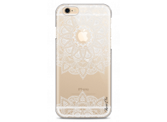 Coque iPhone 6Plus/6SPlus White Mandala design