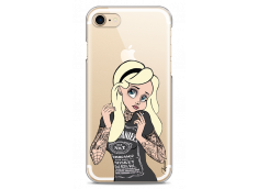 Coque iPhone 7/8 Alice punk walt Disney