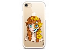 Coque iPhone 7Plus/8Plus Anna walt Disney face design