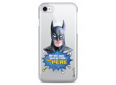 Coque iPhone 7/8 Batman watercolor masque