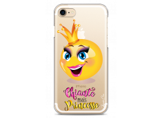 Coque iPhone 7/8 Chiante mais Princesse