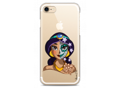 Coque iPhone 7/8 Jasmine walt Disney face design