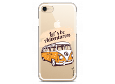 Coque iPhone 7Plus/8Plus Let's be adventurers