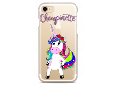 Coque iPhone 7Plus/8Plus Licorne Choupinette