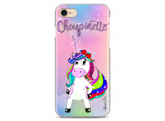 Coque iPhone 7Plus/8Plus Licorne Choupinette design