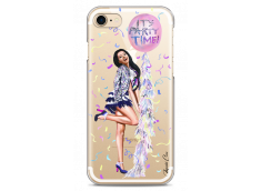 Coque iPhone 7/8 Purple Party
