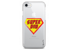 Coque iPhone 7/8 Super Dad - design