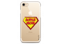 Coque iphone 7Plus/8Plus Super Mom - design