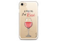Coque iPhone 7/8 J'ai rosé