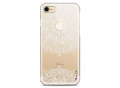 Coque iPhone 7Plus/8Plus White Mandala design