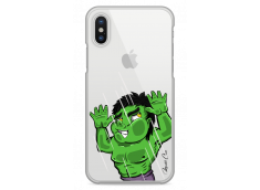 Coque iPhone X Hulk Impact