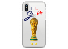 Coque iPhone XS Max I will survive