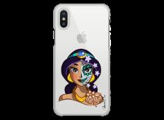 Coque iPhone XS MAX  Jasmine walt Disney face design