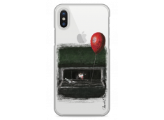 Coque iPhone X Le clown