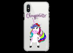 Coque iPhone XS MAX Licorne Choupinette