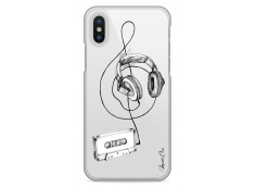 Coque iPhone X Music Play