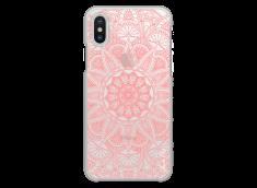 Coque iPhone XS MAX Pink Mandala