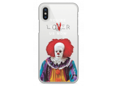 Coque iPhone X Le Clown You are one of us