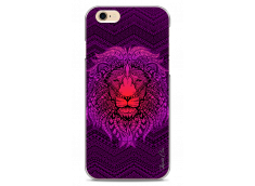 Coque iPhone 6/6S Power Pink Lion Mandala