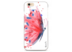 Coque iPhone 6Plus/6SPlus Paint watercolor butterfly
