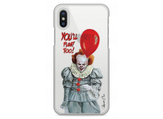 Coque iPhone X You'll float too