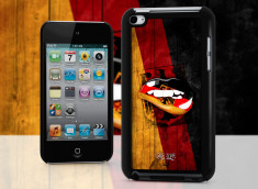 Coque iPod Touch 4 Lips Coupe du Monde 2014-Allemagne