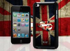 Coque iPod Touch 4 Lips Coupe du Monde 2014-UK