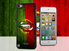 Coque iPod Touch 5 Lips Coupe du Monde 2014-Portugal