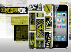 Coque iPod Touch 4 Bio case