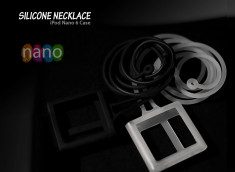 """Coque-Collier iPod Nano 6 """"Silicone Necklace"""""""