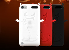 Coque iPod Touch 5 Devil's Case