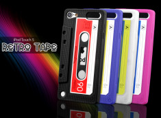 Coque iPod Touch 5 Retro Tape