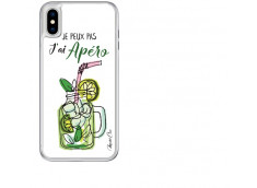 Coque iPhone X/XS Apéro