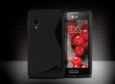 Coque LG Optimus L5-2 - Grip Flex