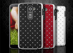 Coque LG G2 Luxury Leather